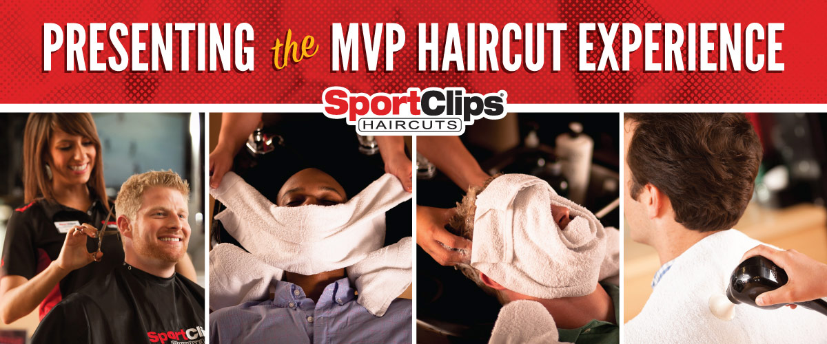 The Sport Clips Haircuts of Caledonia  MVP Haircut Experience